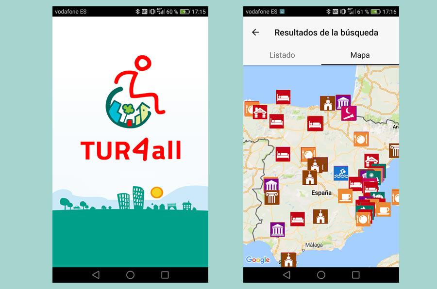 Apps que afavoreixen l'accessibilitat i la inclusió social