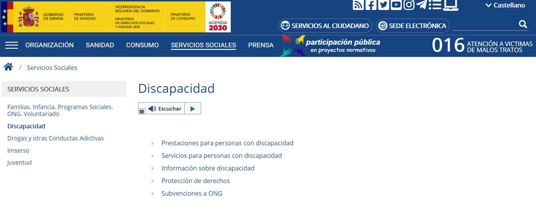 Els llocs web del sector públic han de ser accessibles a la UE
